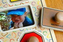 estimulacion y juegos bebe / by silvia