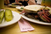 New York's Best Places for Pastrami / by CHOW.com