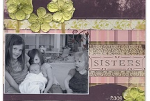 Scrapbook Layouts / by Rose Eagleton
