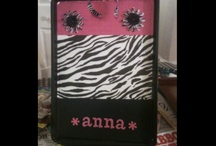 Crafty Chick's Magnet Boards / by Heather Stoops