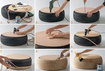 Ideas para el hogar / by Cristina Martinez Cordero