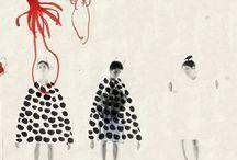 Design & Illustration / by Imelda Moss