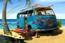 I take the Bus / by Frank Pocza