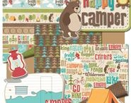 Happy Camper collection / by Imaginisce