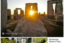 Sacred England / The magical land of Tolkien, King Arthur, Shakespeare and more! / by Spirit Quest Tours