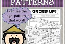 Spelling / by Charlene Bates Aparicio