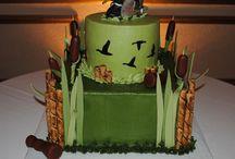 Cake ideas / by Heather Watkins