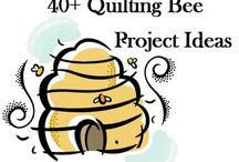 Quilt bee ideas / by Tricia Harvey