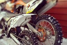 Motocross / Motorcross Rider  / by Linn N S