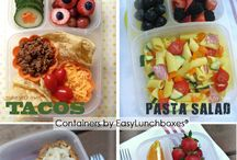 lunch ideas / by Tiffany Jarvis