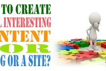 Website And Blog Tips / by EXEIdeas