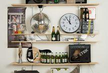 Home: Shelves / by Kiki H.