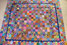 quilting / by Sandy Martin
