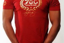 M - F.O.G. SIGNATURE Christian T-Shirt - Burgundy  / Men look stylish, bold and fearless in this royal signature F.O.G. FAVOR OF GOD Christian T-Shirt! This ribbed crew neckline tee, features the bold F.O.G. gold foil logo at front. Signature Isaiah 61:9 scripture at right sleeve. #FOG Christian T-Shirts # Christian T-Shirts #Christian T-Shirts for Women #Stylish Christian T-Shirts #FOGcollection / by F.O.G. FAVOR OF GOD
