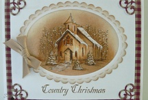 Christmas cards / by Theresa Cooper