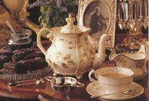 My love for Tea time ♥ / by Lisa Santiago Oleesky-Rhymestine