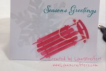 2014 Holiday Catalog / by Lynnzcrafters: Stampin' Up! by Lynn Streifert