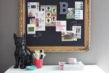 MH room board / by Kari @ The Sunset Lane
