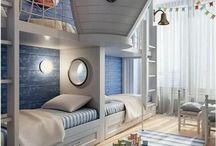 Kids Bedrooms / by chelsea storm