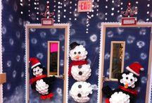 Classroom Door Decorations / by Sharon McFarland