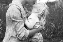 Full Time Mom <3 / The biggest blessing in life is our children <3 / by Born In The Barn