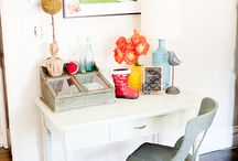 Living Areas / by Jessica {Prairie Girl To Southern Belle}