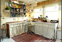 Design: Home Office Ideas / Where the work gets done! This is a board of inspiration for home offices, craft rooms, and other utility rooms. Here, we celebrate the best office design and decor inspiration we could find on Hometalk and around the web!  / by Hometalk