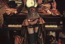 Steampunk / by Catherine Howard