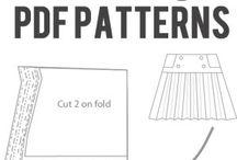 Patterns / by Zenobia Bradford