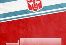 Transformers / by Bazooka