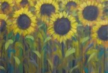 Summer-inspired art / Art that makes you summertime warm. / by Hadley House