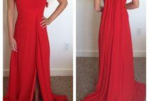Seminar gowns / by Sarah Chapman