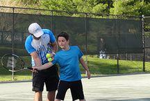 Tennis / by Wintergreen Resort