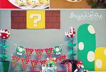 Ian's Mario Party / by Jennifer Tomase