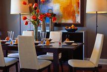Dream Home / Arredamento, idee per aggiornare, colorare e rendere più abitabile il luogo in cui si vive / by Andrea Lamenta