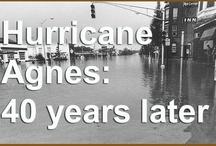 Hurricane Agnes, 40th anniversary / by Pottstown Mercury