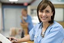 Nursing / by Kayelyn Gillette