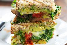 Sandwiches & Wraps / by R a q u e l