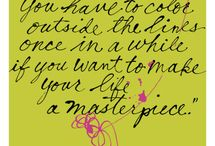 Inspirational Quotes / by Christie Lowery