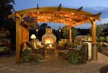 OUTDOOR SPACES / by Teresa Wilson