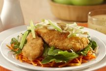 ABC Recipes / Now you know your ABCs, hope you like these recipes! / by Perdue Chicken