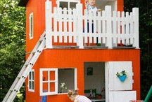 Play Areas for Kids  / by Nancy Wilson