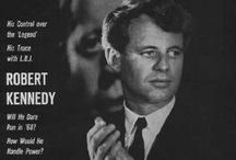 Bobby Kennedy / by Ilene Pipes