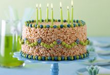 Recipes: Special Occasion Cakes  / Special Occasions ...  / by Glenda Gibbs