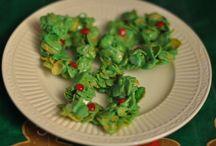 Christmas Cookies / Favorite Holiday Cookies  / by Stephanie Manley