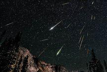 Astronomía / el universo es tan grande y presenta tantas estrellas, es la belleza en el cielo / by Ana Estuardo