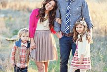 Family photo ideas! / by Michelle Chaney