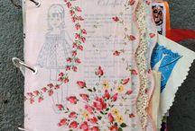 Art Journal Inspiration and Favourites! / by Inge van den Broek