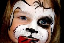 Face Painting / by Cassie Irizarry