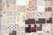 Vintage fabrics / by Laura Syler
